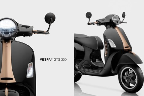 Rizoma Vespa GTS 300 hpe Super