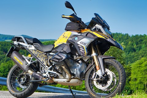BMW R 1250 GS Tuning