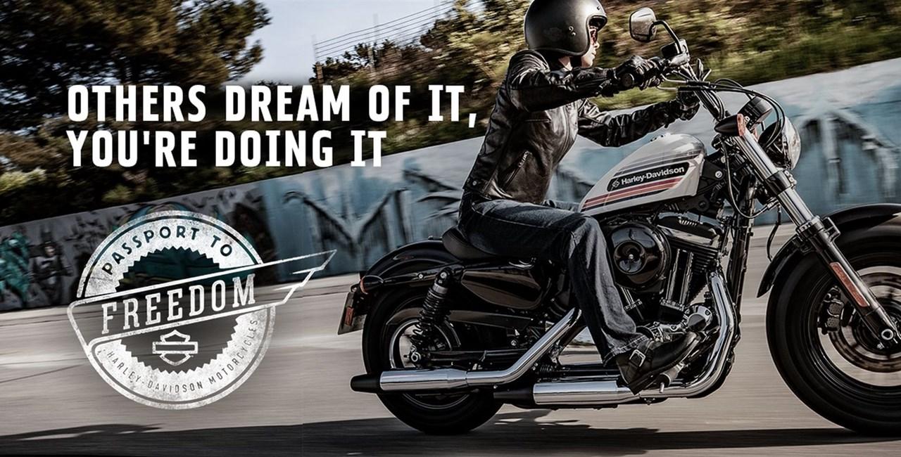 Harley-Davidson sponsert deine Fahrschulausbildung mit CHF 1'400