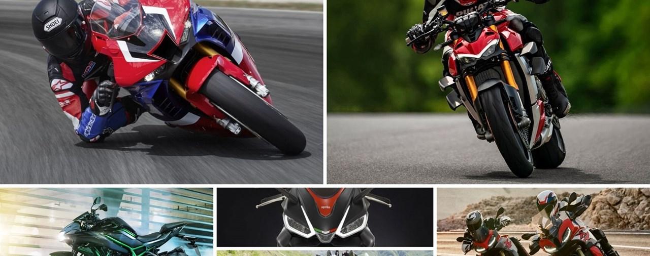 Motorradneuheiten 2020