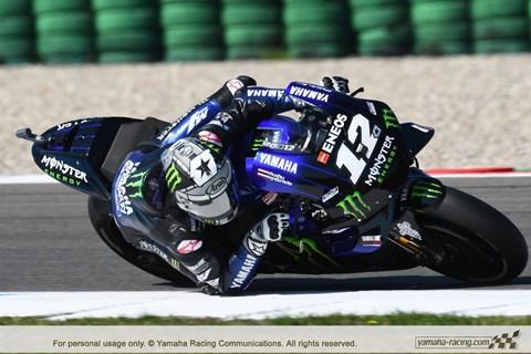MotoGP Assen 2019 – Yamahas Vinales siegt, Hondas Marquez führt