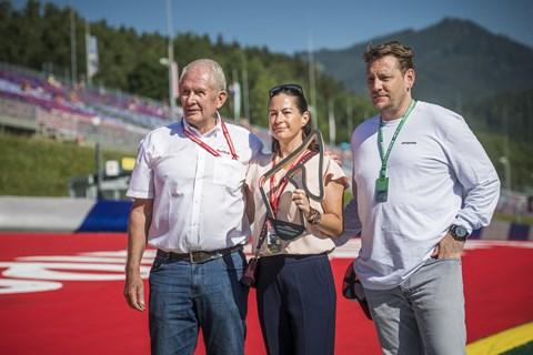 "Motorsport-Königsklasse startet in die ""Niki Lauda Kurve"""