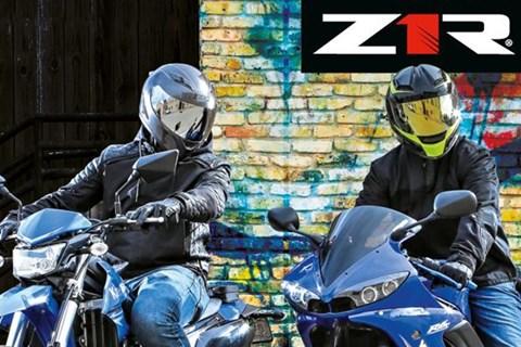 Z1R Helme bei Parts Europe erhältlich