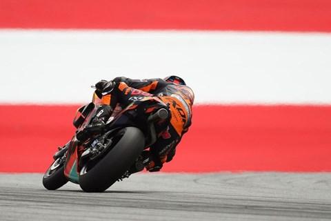 Countdown zur MotoGP am Spielberg