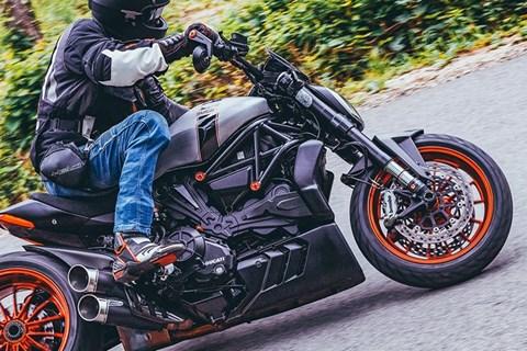 Ducati XDiavel TuneUp
