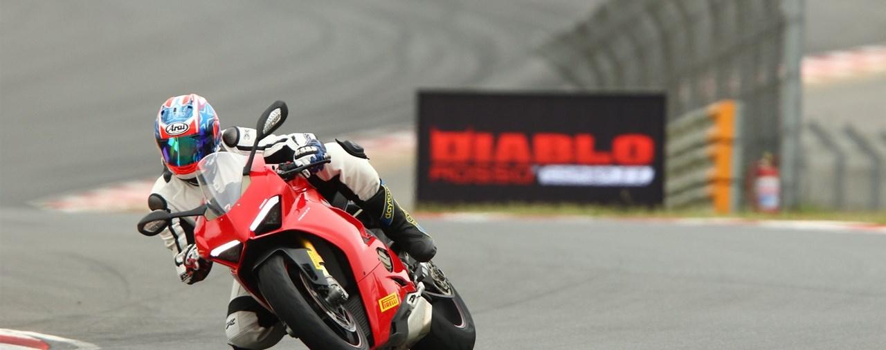 """Pirelli Diablo Rosso Corsa II """"sehr gut"""" & """"Kauftipp Regenreifen"""""""