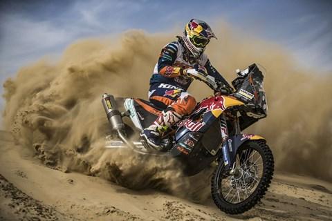 Motocross-Camp mit Matthias Walkner