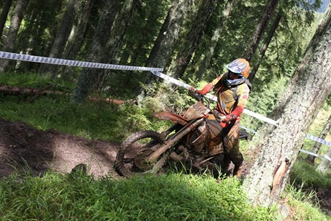 Enduro Trophy in Rothenfels am 20. &. 21. Juli