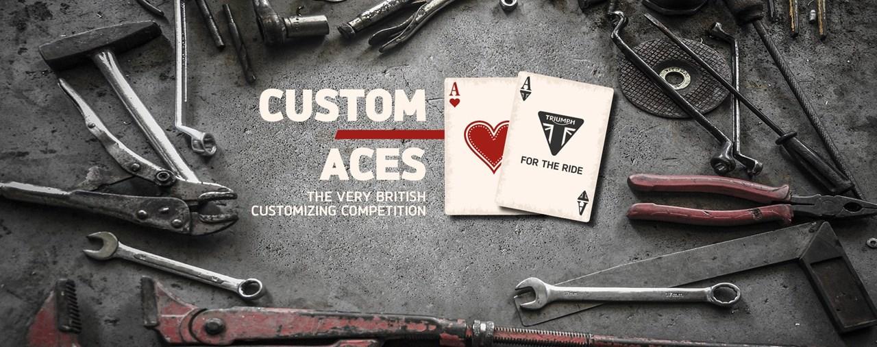 TRIUMPH Custom Aces 2019 - Customizing Wettbewerb by Triumph