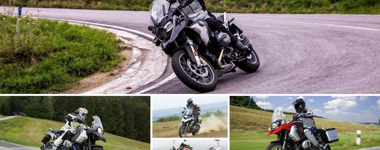 BMW R 1200 GS Modellhistorie - Die Geschichte der 12er GS