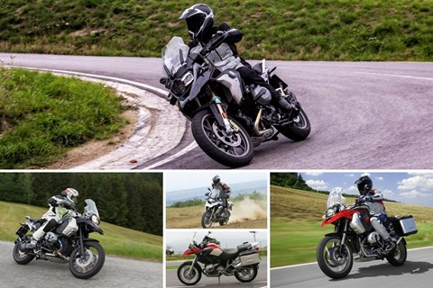BMW R 1200 GS Modellhistorie - Die Geschichte der 12er GS