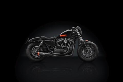 Rizoma Zubehör für die Harley Davidson Sportster Forty Eight