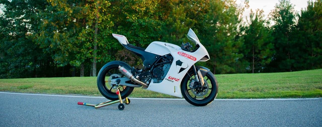 Krämer Motorcycles GP2R: der KTM 790 Supersportler