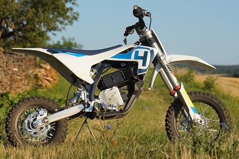 Husqvarna EE 5 Mini Motocross