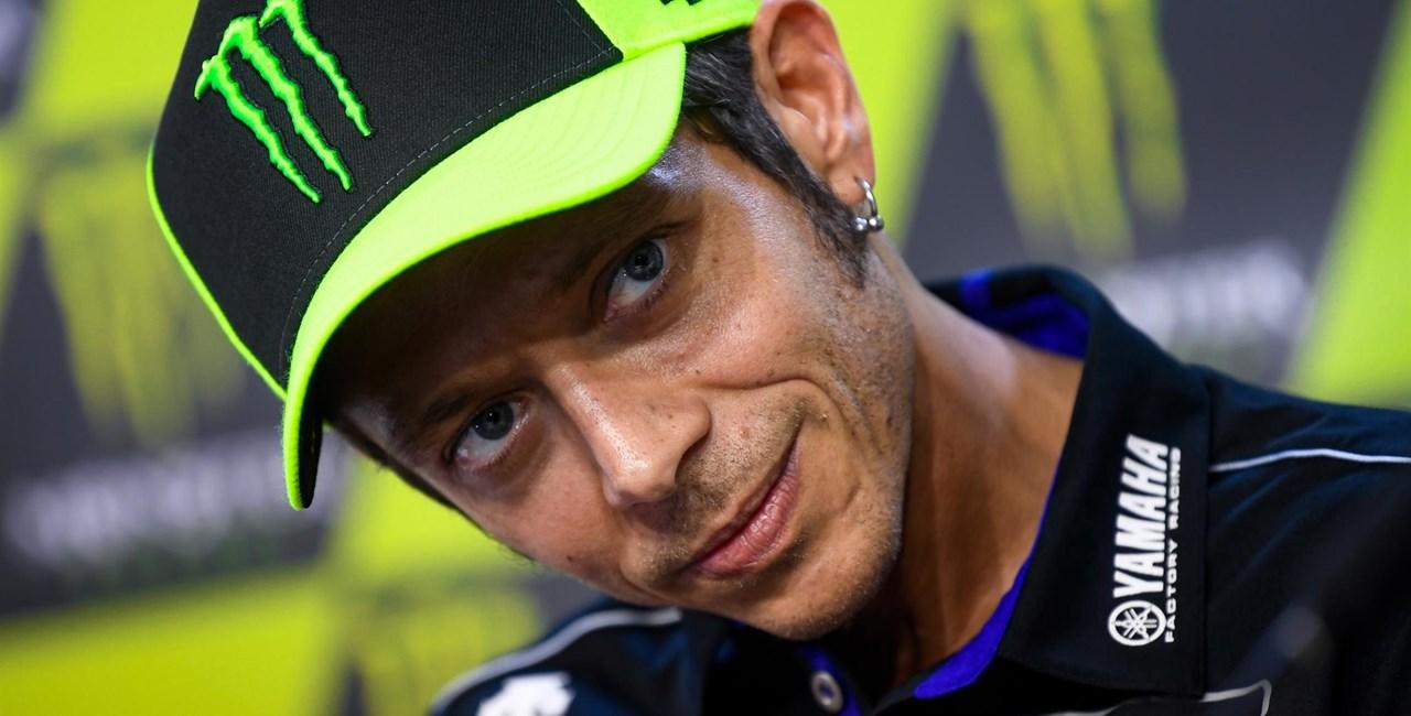 """Valentino Rossis Rücktritt: """"erfundene Nachrichten"""""""
