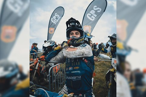 Alfredo Gomez gewinnt Red Bull Romaniacs Sweet 16 Offroad Tag 2