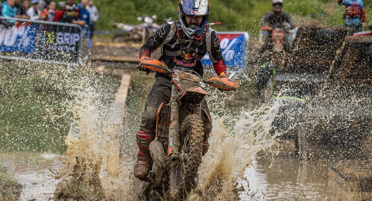 """Finale beim Red Bull Romaniacs """"Sweet 16"""" Edition"""
