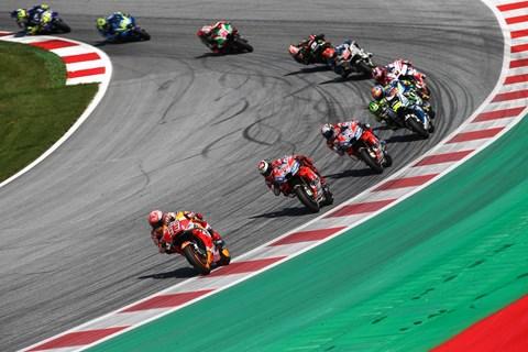 Auf bestem Weg zu Österreichs Motorrad-Volksfest am Red Bull Ring