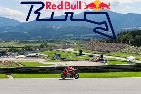 Volles Programm beim Motorrad Grand Prix am Spielberg!