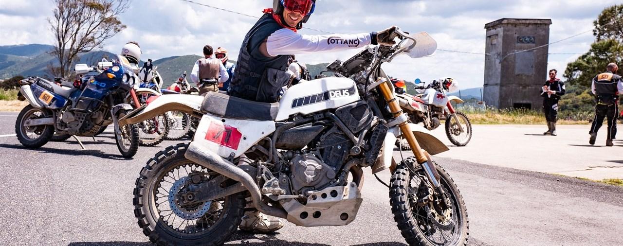 Yamaha XSR700 Enduro: Deus Swank Rally 700