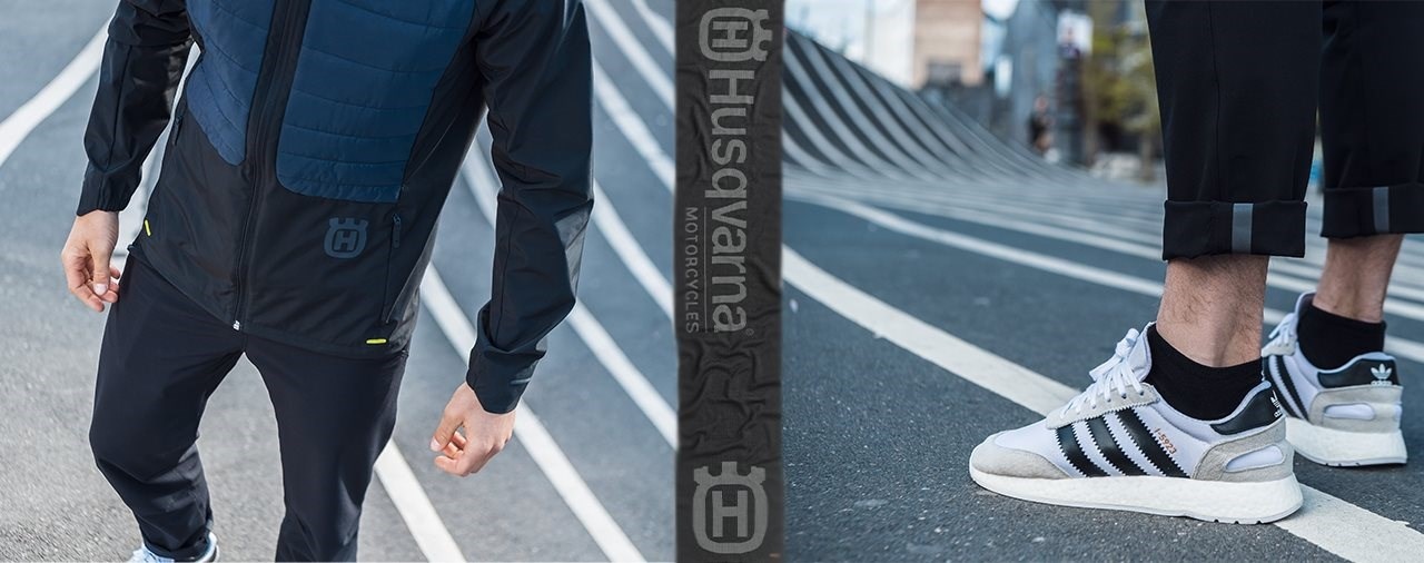 Husqvarna Motorcycles neue Casual Clothing Collection 2020