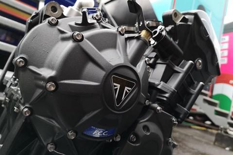 Hinter den Kulissen - die Technik der Moto2