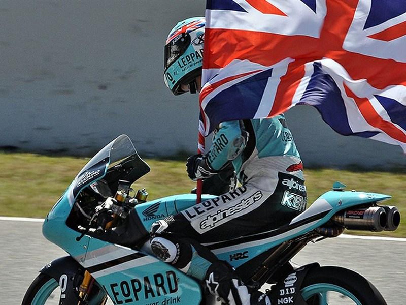 Haftstrafe für Moto3-Weltmeister Danny Kent!