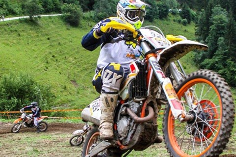 Enduro- Trophy Möderbrugg am 14. &. 15. September 2019