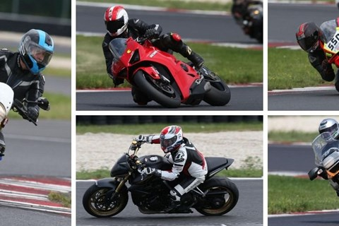1000PS Bridgestone Trackday August Slovakiaring