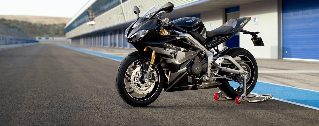 Die neue TRIUMPH Daytona Moto2 765 Limited Edition