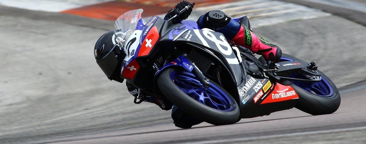 Yamaha R3 Cup: 5ter Lauf in Dijon