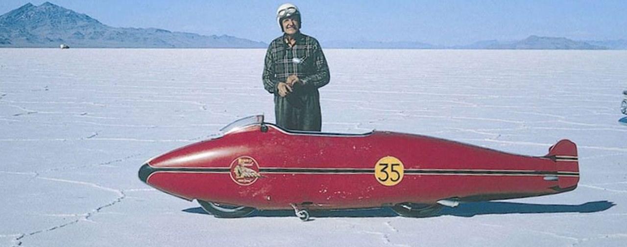 Burt Munro - Der Gott des Speeds