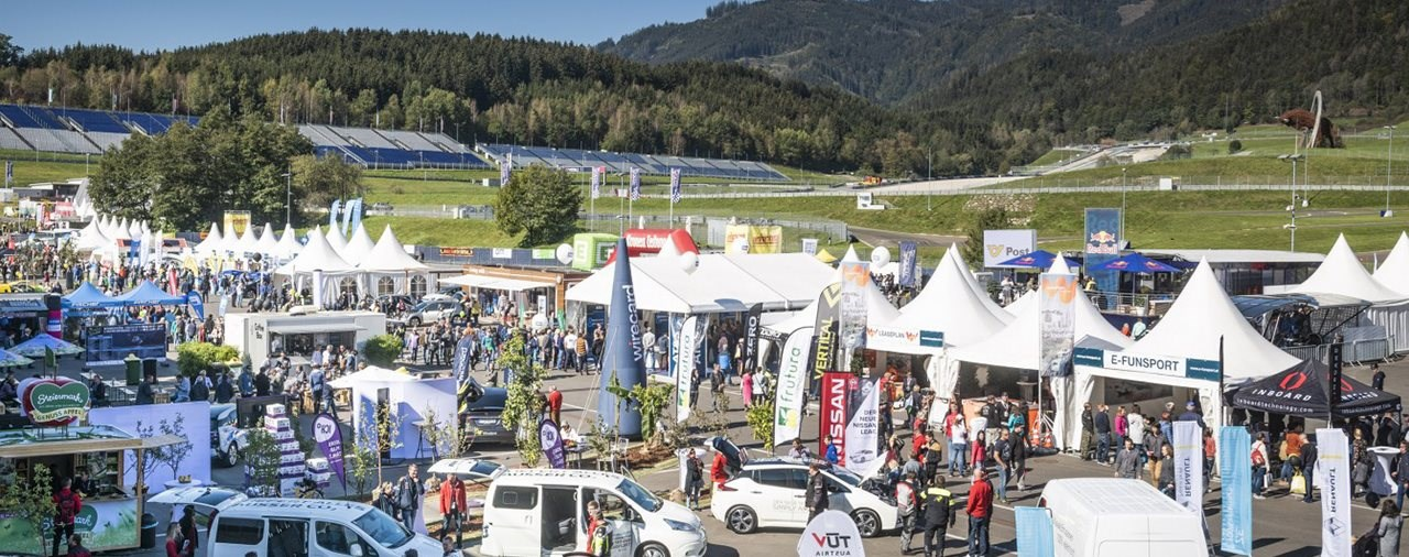 Herbstliche Action am Red Bull Ring