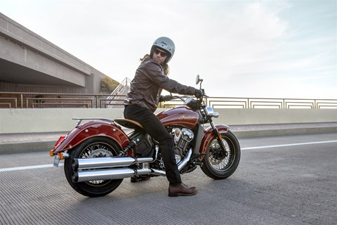 100 Jahre Indian Scout