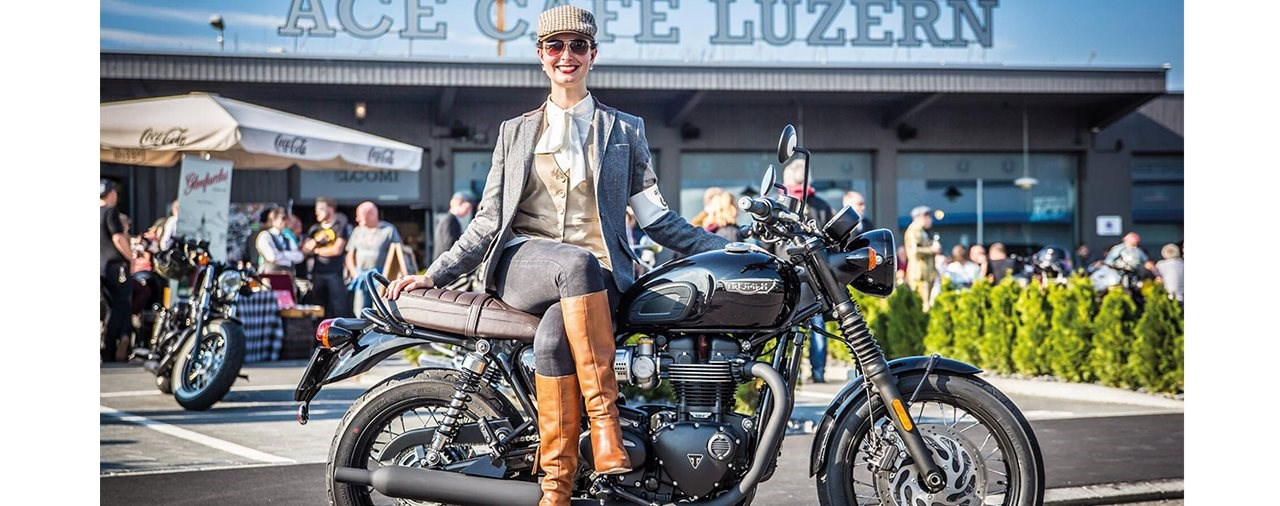 Distinguished Gentleman´s Ride Triumph 2019