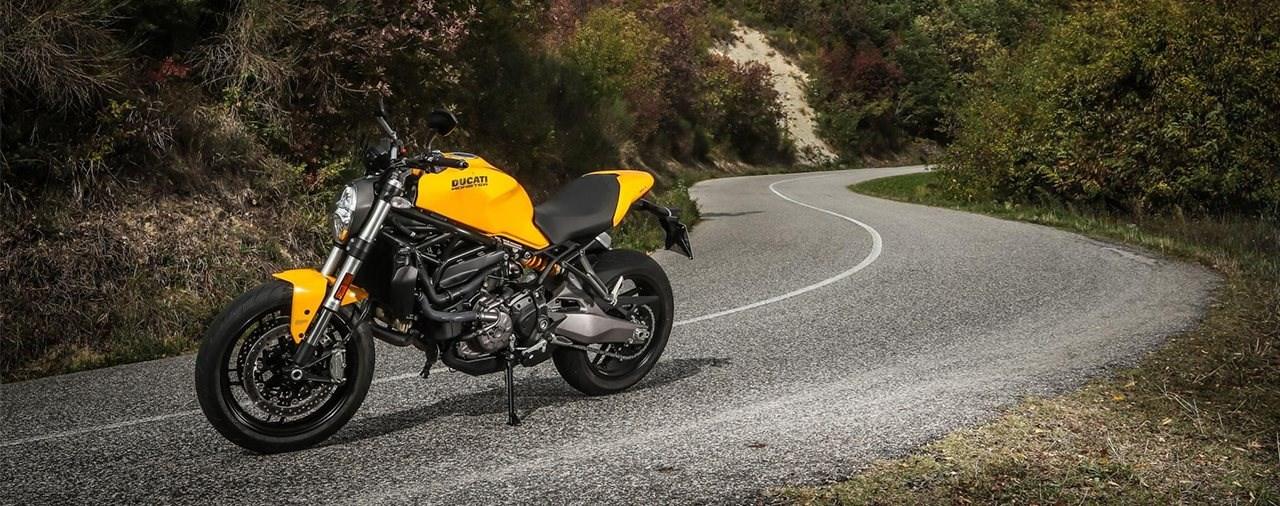 Ducati Monster – nackte italienische Emotion seit 1992