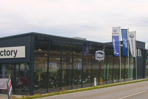 Fulminantes Bike Factory Opening