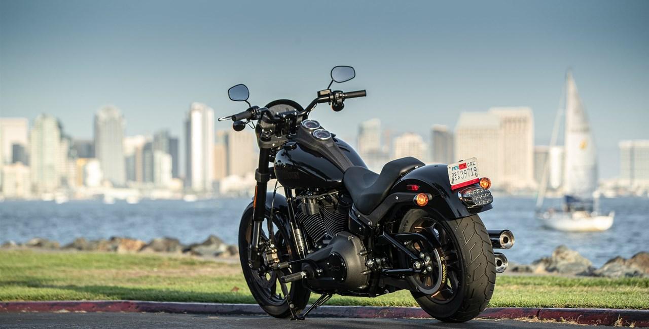 Harley Davidson Low Rider S 2020 Test