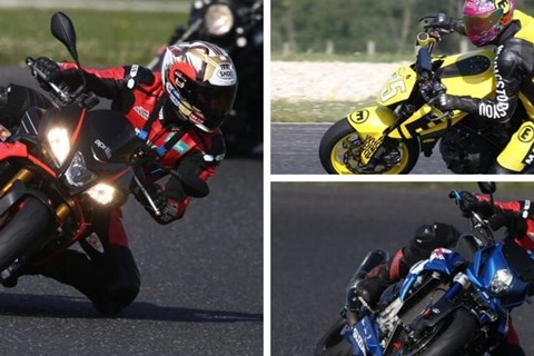 1000PS Bridgestone Trackday September Pannonia