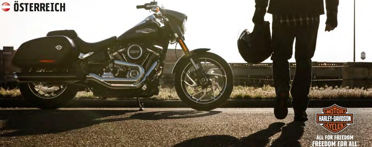 Harley-Davidson Preise Österreich 2020