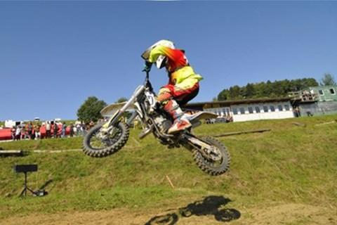 3. Platz für Ben Ackerl in Hochneukirchen