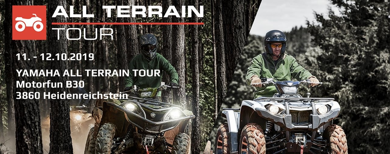 Yamaha All Terrain Tour 2019