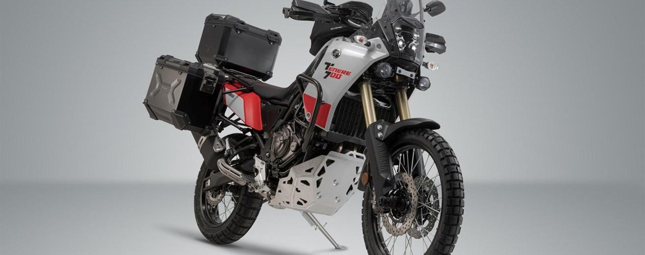 SW-Motech Zubehör für die Yamaha Tenere 700