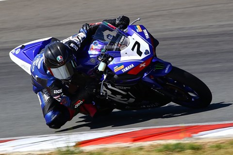 Yamaha R3 Cup Finale 2019 in Rijeka