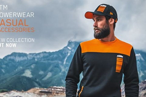 KTM PowerWear Casual 2020 Kollektion