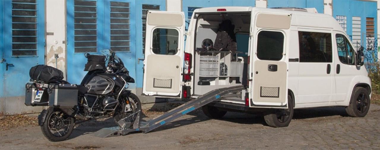 Motorrad-Ladesystem MOTOLOADER