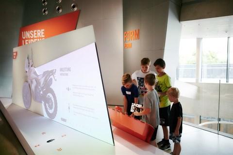 Enduro- bzw. Kids- Trophy Partnerschaft mit der KTM Motohall