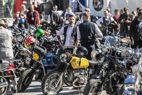 Biker-s-World & Heritage World 2019 - Salzburg goes Lifestyle