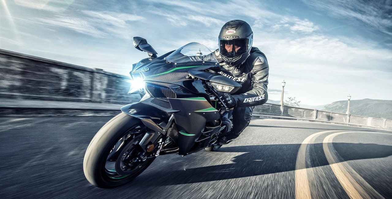 Kawasaki Ninja H2-Modelle 2020 out now