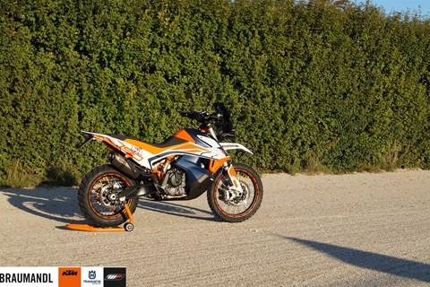 Mattighofener Umbauten - KTM Braumandl zeigt wie es gehen kann